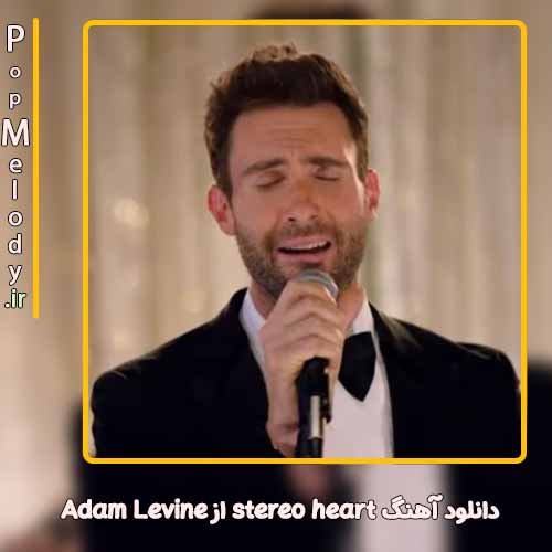 دانلود آهنگ Adam Levine Stereo Heart