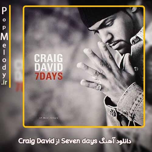 دانلود آهنگ Craig David seven days